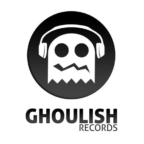 Ghoulish records | Logo design