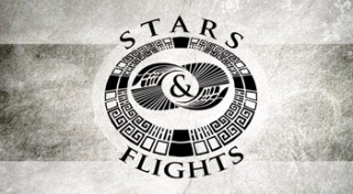 Stars & Flights logo design