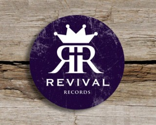 logo design - revival records
